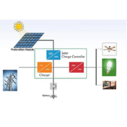 Solar lighting system in mysore karnataka india indiamart solar lighting system ccuart Images