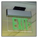 Edge Lit Sign Board