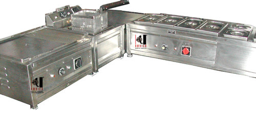 continental cooking battery - Continental Kitchen