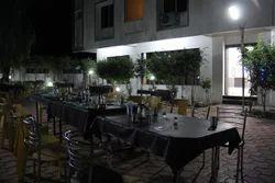 Garden Restaurant For Family