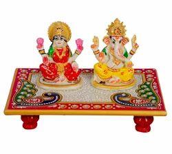 Marble Laxmi Ganesh