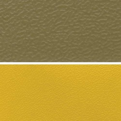 Beige Artificial Leather Cloth