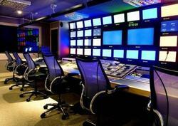 Television Broadcasting and Production Setup