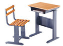 Wooden Rectangular School Furniture, For Student Seating