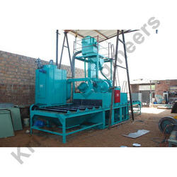 Granite Shot Blasting Machine