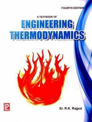 Engineering Thermodynamics Book & Fluid Mechanics Book Service
