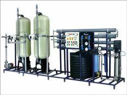 350 LPH FRP RO Plant