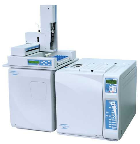 Gas Chromatography- Mass Spectrometer MSD
