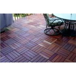 Outdoor Deck Flooring