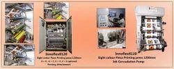 Stack Type Flexo Printing Press