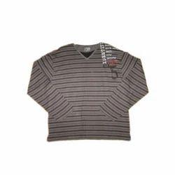Full Sleeves V Neck T-Shirt