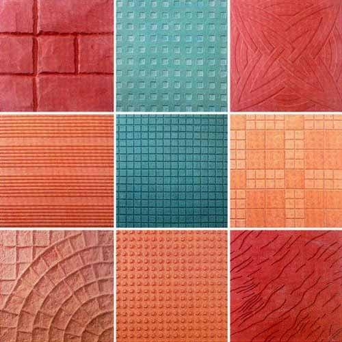 Concrete Tiles Concrete Paver Tiles Manufacturer From Alwar