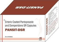 Enteric Coated Pantoprazole Sodium & Domperidone SR Capsules