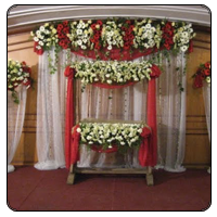 Wedding Flower Decoration In Hyderabad