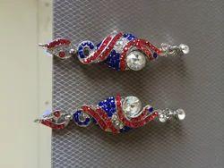 Blue Earring Set