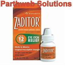 Zaditor (Antihistamine Eye Drops)
