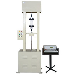 Microprocessor Based Tensile Testing Machines by KMI