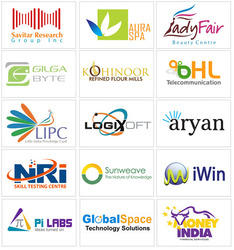 These Are The Representation Of Company Ideas That Foster Immediate Consumer We Have Business Logo Designers Developed Through Many Years