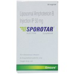 Antifungal Injections (Sporotar 50mg Injections)