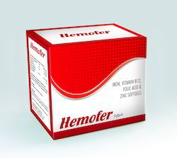 Hemofer Softgel Capsules