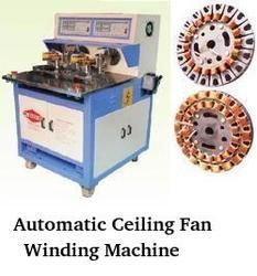 Fan Coil Winding Machine Ceiling Fan Coil Winding