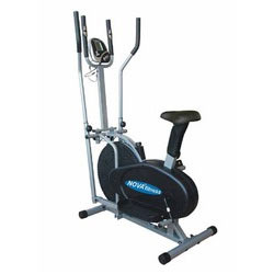 Dual Action Elliptical Bikes