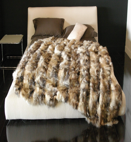 Leather Leather Blanket Manufacturer From New Delhi