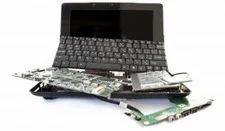 Broken Laptops