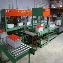 automatic battery manufacturing machine