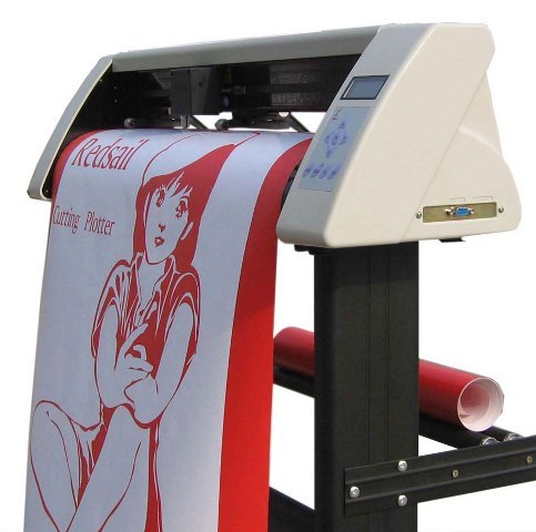 redsail sticker cutting machine, sticker cutting machinery