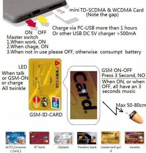 92484b7c2bc Spy Gsm Headset, Spy Global System for Mobile Communication Box ...