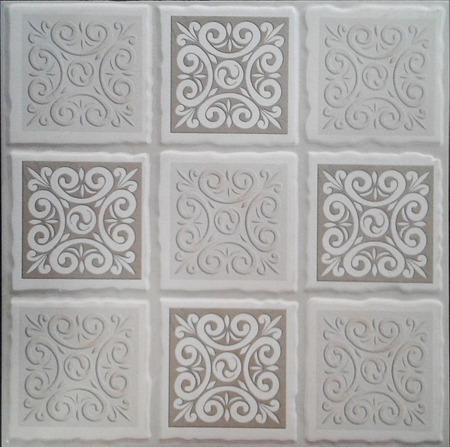 Decor White Tiles