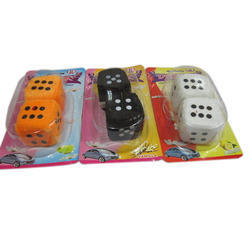 Dice Hanging Car Air Freshener