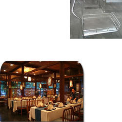 Kitchen Platform Trolley for Restaurants