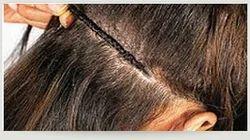 Hair weaving service in jaipur hair weaving pmusecretfo Gallery