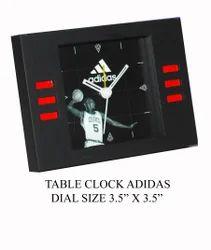 Customized Table Clock
