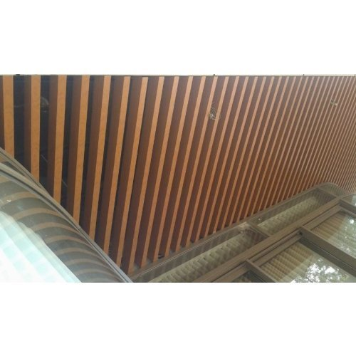 False Ceiling System Baffle Ceiling Manufacturer From Delhi