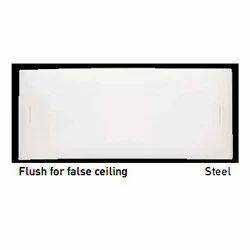 False Ceiling Steel Flush