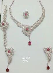 Silver Exclusive Designer Necklaces