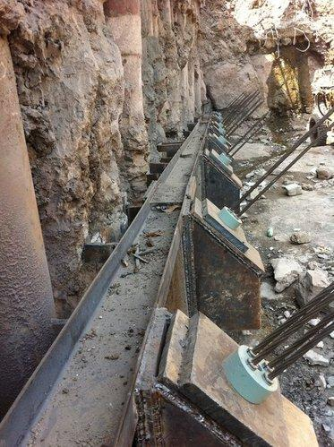 Shore Piling Services in Thane, Mira Road by Toto Post Tensioning