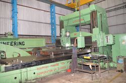 Vertical Milling Machine Job Work