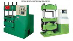 Melamine Crockery Manufacturing Machine