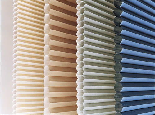 image of honeycomb blinds