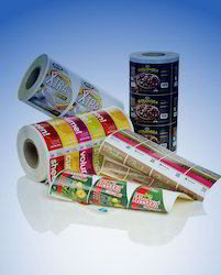 Vinyl Plain Multi Color Rotogravure Printed Rolls, For Packaging Pouch, GSM: Less than 80 GSM