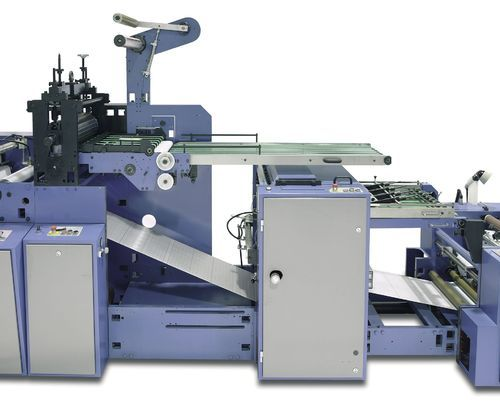 Flexo Gravure Printing Machine