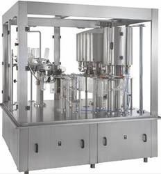 Semi Automatic Water Filling Machine