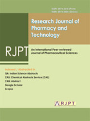 Research Journal of Pharmacy and Technology