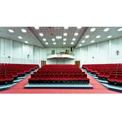 S.R.Seating Private Limited Steel And Plywood Conference Hall Chairs