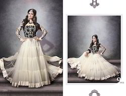 Chiffon Indian Designer Suits
