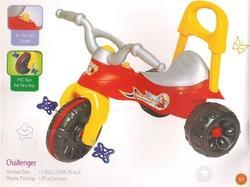 1-5 Multicolor Challenger Tricycles